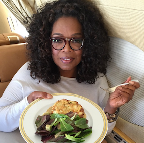 OPRAH WINFREY'S WEIGHT WATCHERS GAMBLE?