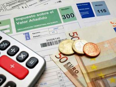 Solicitud de aplazamiento de IVA