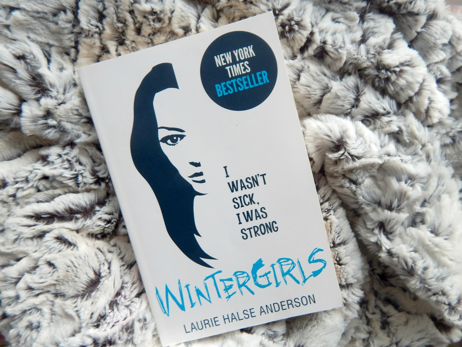 wintergirls by laurie halse anderson Celebrated author laurie halse anderson (whose breakthrough novel speak came out 10 years ago) excels at exploring and deconstructing the minds and motivations of troubled teens and gives the narrative an undeniable immediacy and urgency.