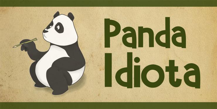 Panda Idiota