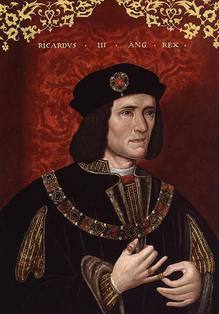 Ricardo III, último rei inglês da dinastia Plantageneta