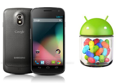 Samsung Galaxy Nexus comienza a actualizar a Android 4.2
