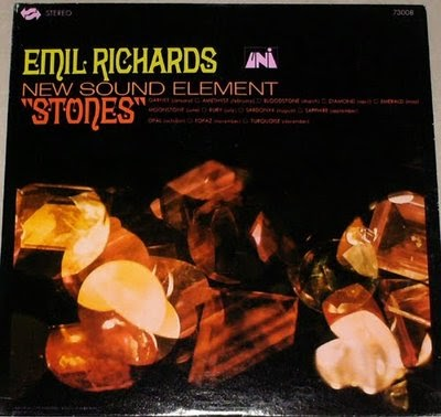 Emil Richards The Microtonal Blues Band Journey To Bliss