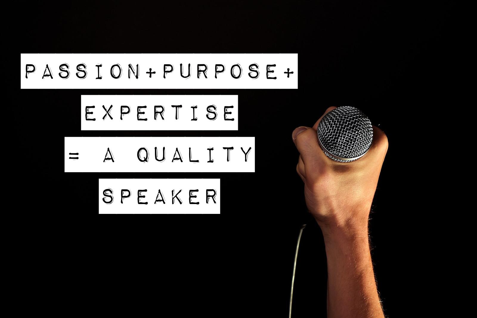 Speaker Formula
