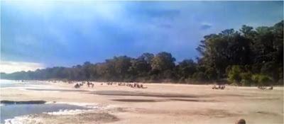 Playa Santa Ana, Colonia Uruguay
