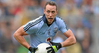Dublin GAA star Barry Cahill