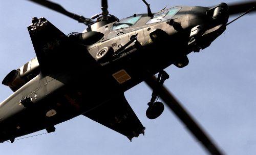 Helikopter serang Z-10 China
