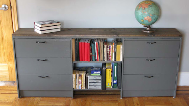 25 great ikea hacks the crafted sparrow. Black Bedroom Furniture Sets. Home Design Ideas