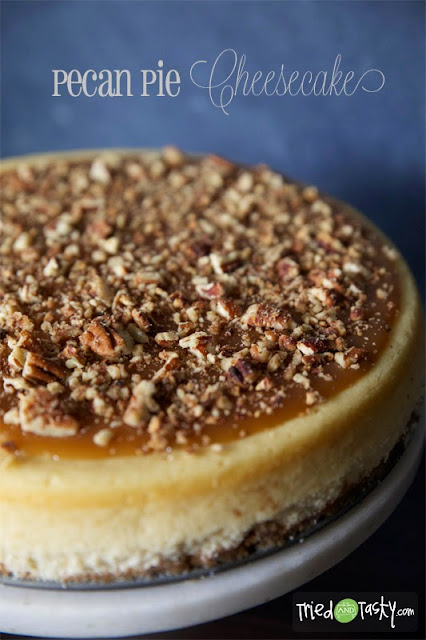 http://triedandtasty.com/2013/11/pecan-pie-cheesecake/