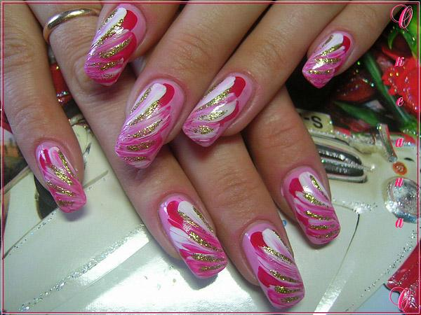 Fabulous Pink Nail Designs 600 x 450 · 50 kB · jpeg