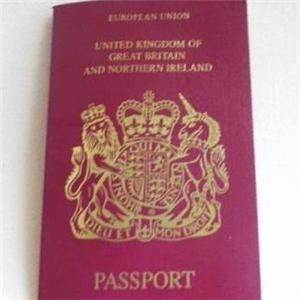 how to get my british passport