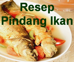 Resep Pindang Ikan Mas Spesial Enak