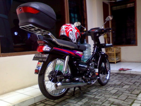 ide modifikasi motor honda grand impressa