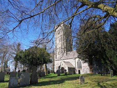 Roche church St Gomondas