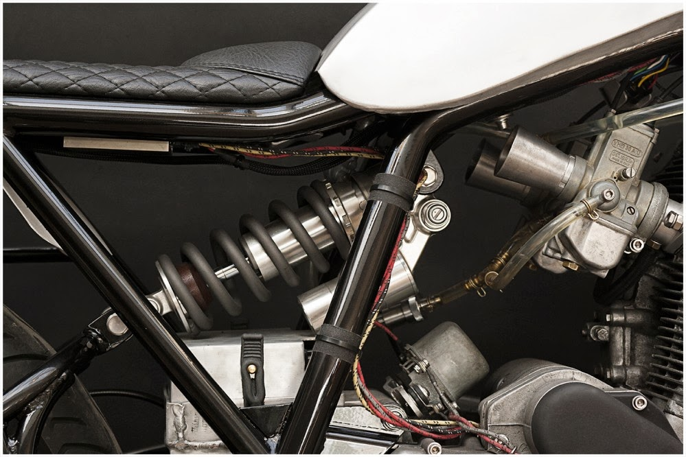 Cafe Racer Monoshock Conversion Kit