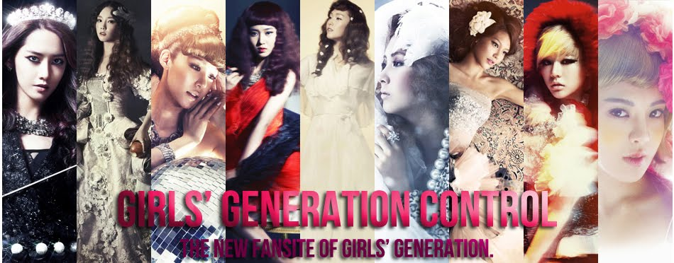 Girls' Generation Control | (SNSD) FANSITE