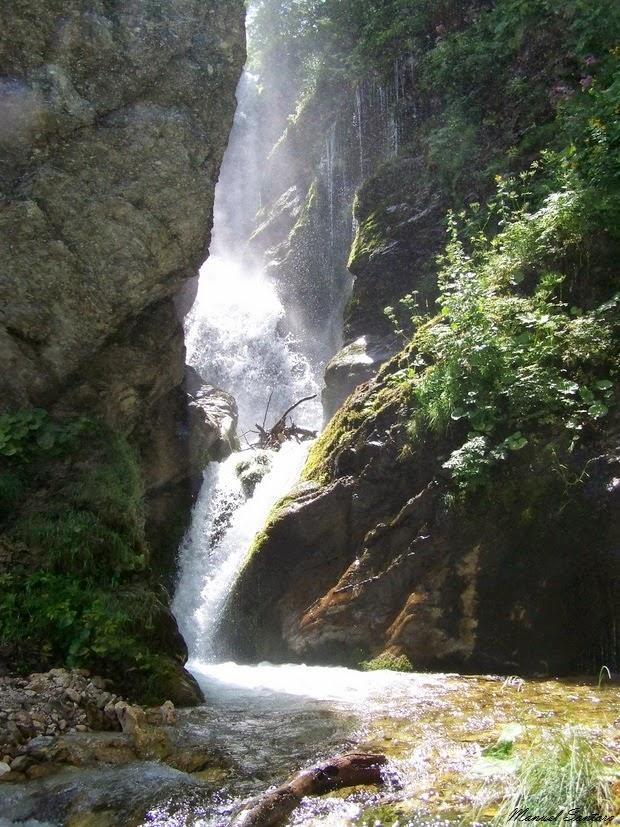 Cascate di Rio Arno