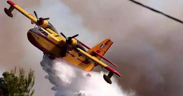 Φλέγεται απ' άκρη σ΄άκρη η Αλβανία: Στείλαμε πυροσβεστικά αεροσκάφη τη στιγμή που ο ανθέλληνας Ράμα κατεδαφίζει κτήρια της ελληνικής μειονότητας!