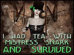 TEA WITH MISTRESS SNARK
