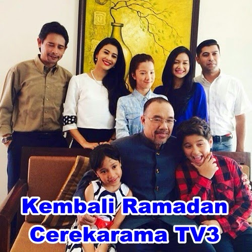 Kembali Ramadan - Cerekarama TV3, sinopsis Kembali Ramadan, gambar Kembali Ramadan, pelakon Kembali Ramadan