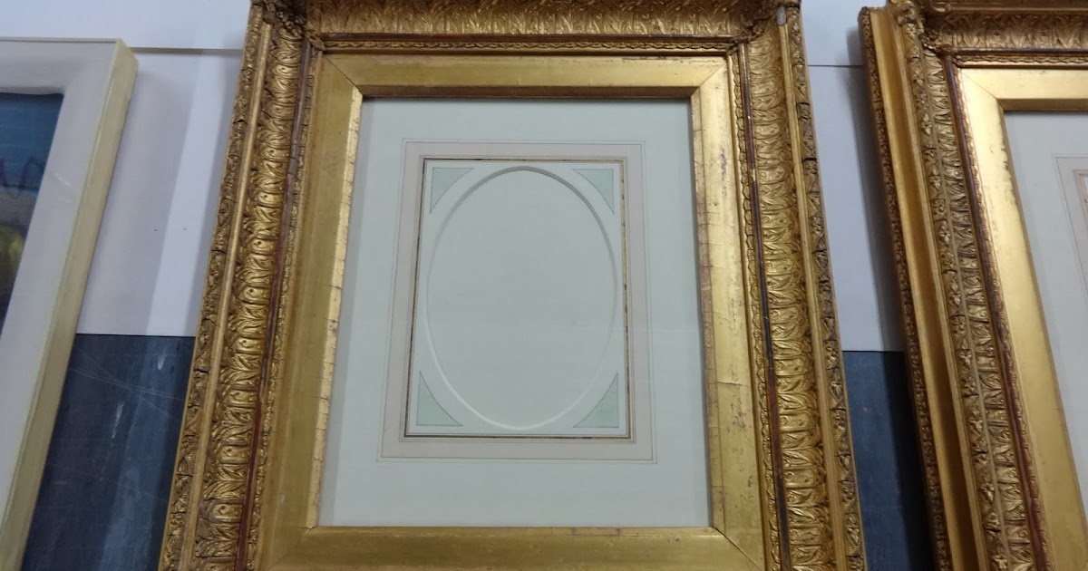 Framemaker: Washline mounts and 19th C frames