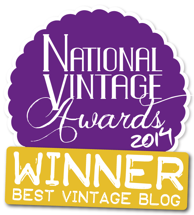 Best Vintage Blog in the UK 2014