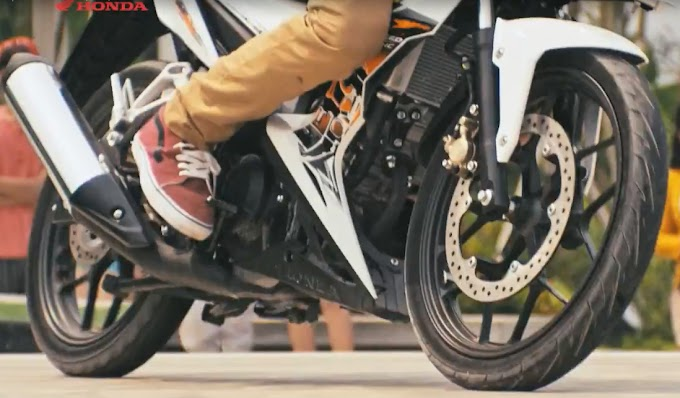 AHM Tebar Teaser New Sonic 150 - Welcome to The Era of Long Strokes!