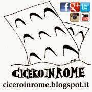 Il Blog di Cicero in Rome: Benvenuti!