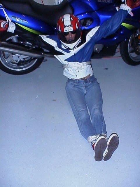 http://asicswrestonebondage.tumblr.com/post/103377129178/jason-tied-to-the-motorcycle-back-in-2002-jason