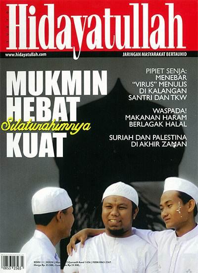Majalah Hidayatullah Edisi Maret 2015