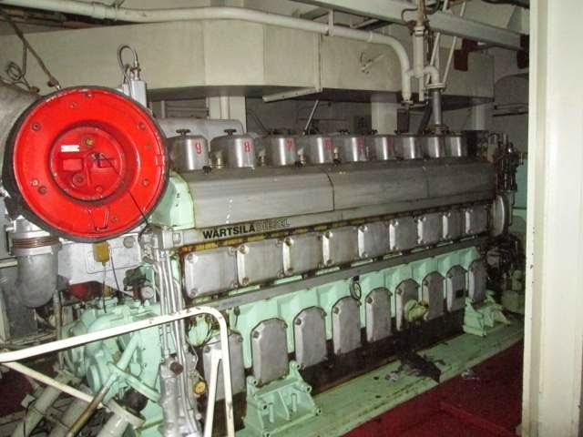 Wartsila HFO Based Generator, Wartsila 1.5 MW Generator