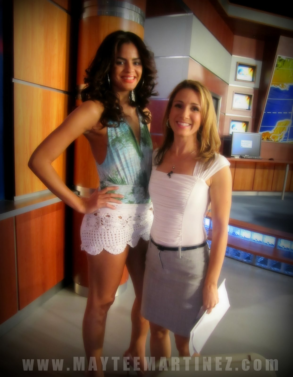 maytee martinez today on nbc shooting for curves n