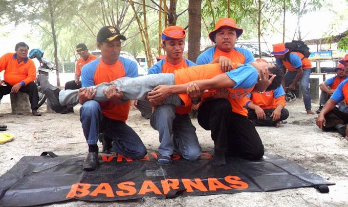 Pengukuhan Relawan Penanggulangan Bencana Serdang Bedagai