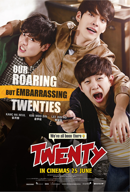 Korean Movie - Twenty (스물) Movie Poster