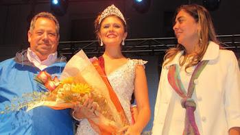 Reina de la Vendimia 2016 - Valentina Silva Calderón