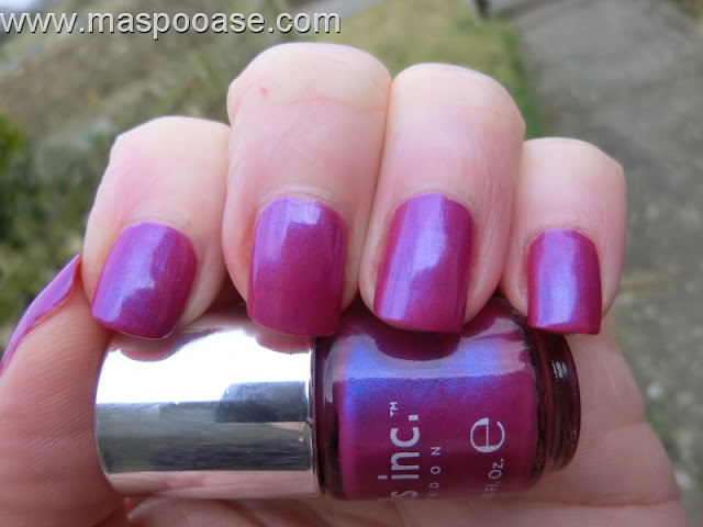 Nails Inc Pimlico Review