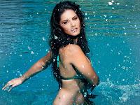 Sunny, Leone, Latest, Bikini, Photos, From, JISM, 2
