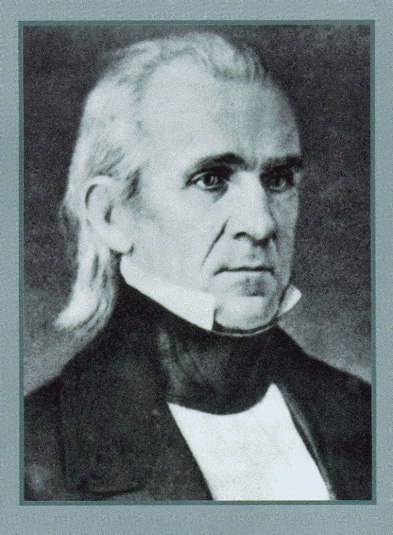 """the life and times of the 11th president of the united states james knox polk Often referred to as the first """"dark horse,"""" james k polk was the 11th president of the united states from 1845 to 1849, the last strong president until the civil war."""