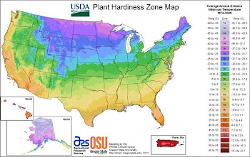 Find Your Gardening Zone