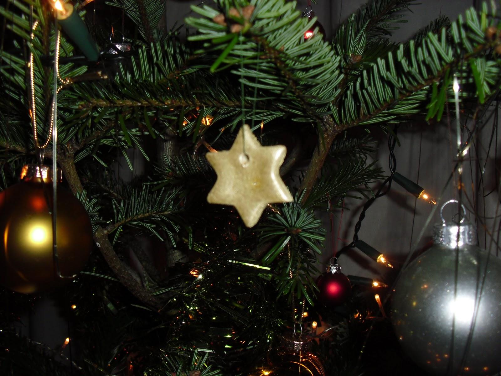 Faberdashery salt dough christmas decorations - Make christmas tree last longer ...