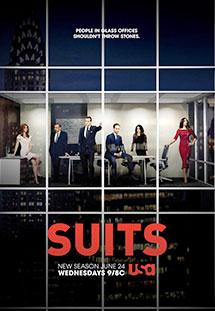Tố Tụng 5 - Suits 5