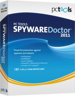 Download Spyware Doctor 2011 + Serial