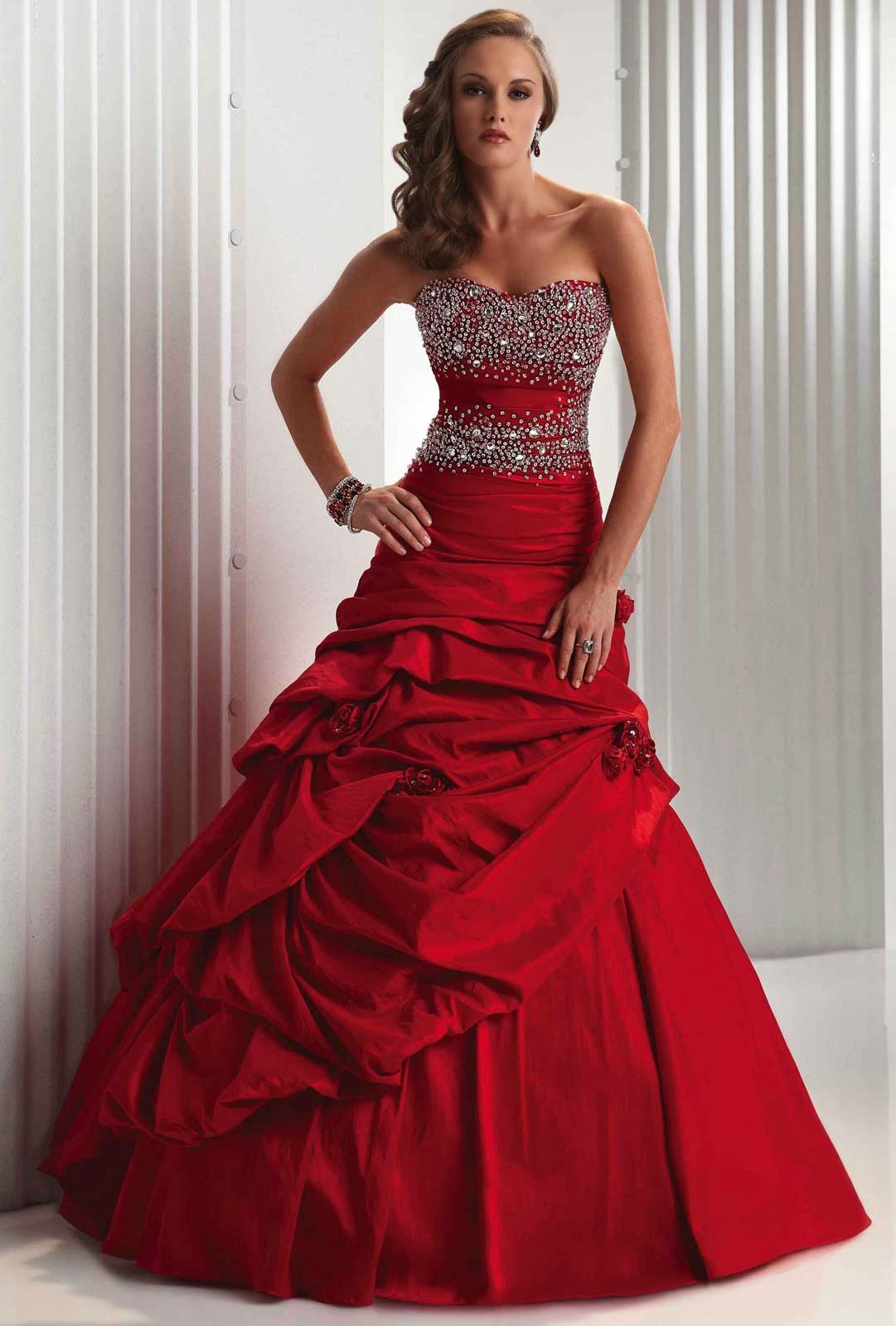 Vera Wang Prom Dresses Red Fashion Dresses