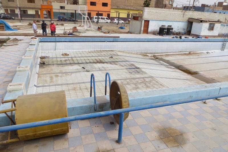 Periodista libre piscina municipal cumplir dos a os de for Piscina municipal vigo