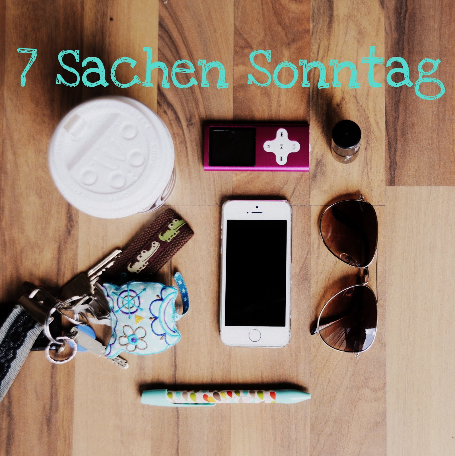 7 sachen sonntag