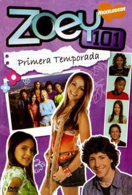 Zoey 101 - 1ª Temporada Completa - Dublado