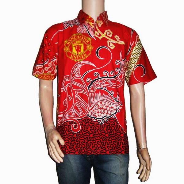 batik bola club manchester united