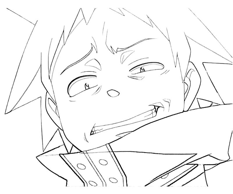 Soul eater coloring pages 9494132 - datu-mo.info