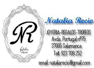 NATALIA RECIO