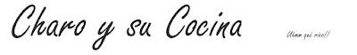 Charo y su Cocina